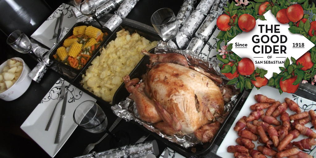 Try these Thanksgiving recipes using The Good Cider