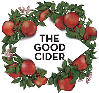 The Good Cider USA Retina Logo