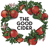The Good Cider USA Logo