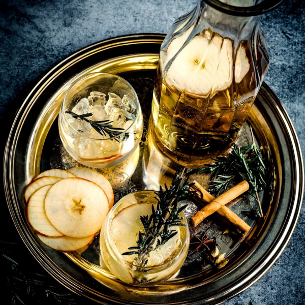 Mulled Cider made using The Good Cider
